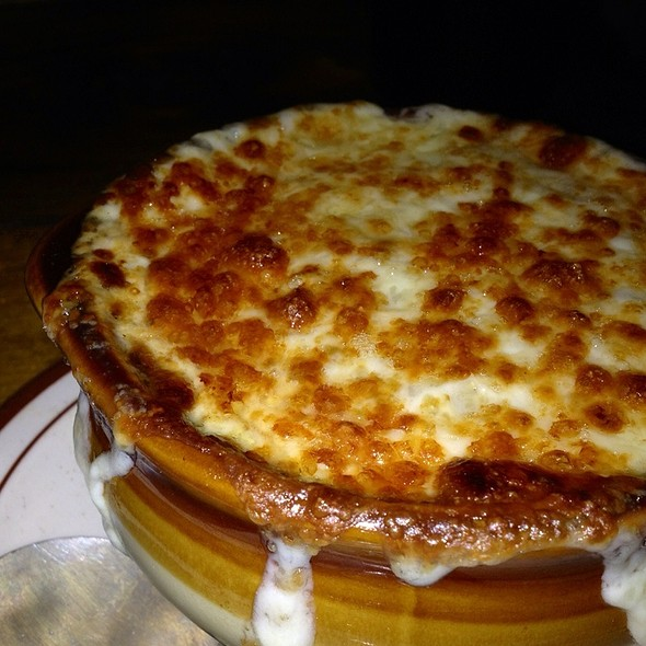 French Onion Soup | Woody's Country House - Blakeslee PA